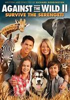 AGAINST THE WILD II: SURVIVE THE SERENGETI NEW DVD SEALED