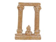 Greek Column Ancient Ruin Aquarium Ornament Roman Fish Tank Decoration