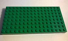 LEGO 4204 Brick 8 x 16 Green 1087 4167 9279 9605 1034 6089 9609 3421 4134 9376