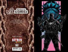 The Batman Who Laughs #1 Yesteryear Comics Jason Fabok virgin variant set.