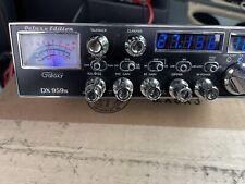 GALAXY Deluxe Edition CB SSB RADIO DX959B