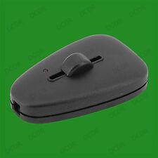 Negro en linea Iluminación Lámpara Regulador de intensidad Deslizante, 40w -