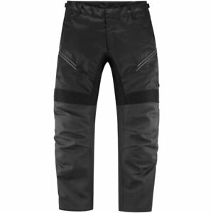 2020 Icon Men's Contra2 Leather Overpants Motorcycle Pants
