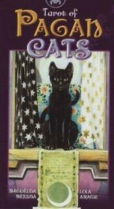 'Tarot of Pagan Cats' Tarot Card Deck, by Magdelina Messina & Lola Airaghi!