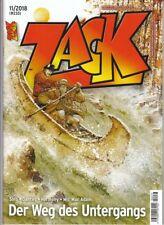 Zack Comic Hefte Nr. 174 - 237 zur Auswahl Mosaik Verlag Neuware