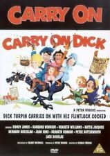 Carry on Dick DVD 1974 by Kenneth Williams Sid James Ernest Steward Alfred