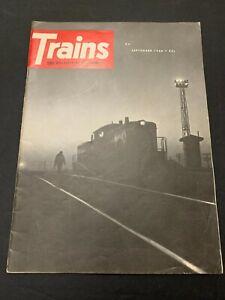 September 1966 Trains Magazine