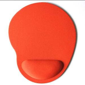 Ergonomic Comfortable Mouse Pad Foam Wrist Rest Support PC Mousepad Lightweight