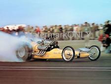 "Don ""Snake"" Prudhomme '60s ""Greer,Black,Prudhomme"" Top Fuel Dragster PHOTO! #(1)"