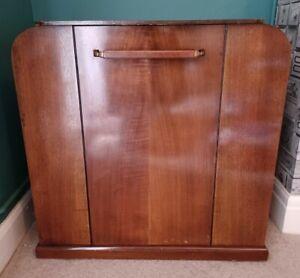 Vintage Antique Art Deco Cabinet