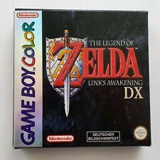 The Legend of Zelda DX - GB Gameboy Nintendo OVP CIB - NEUWERTIG - N64 SNES NES