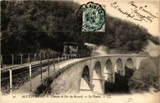 CPA Aix-les-Bains Chemin de fer du Revard, Le Viaduc (681689)