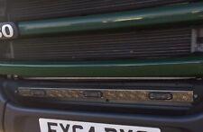 "1 x SCANIA ""R"" ""P"" & ""G"" Cab LED Stainless Steel Bumper Bar. Not KELSA"