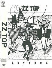 ZZ TOP ANTENNA CASSETTE ALBUM RCA  BMG 74321 18260 4 Blues Rock Pop Rock