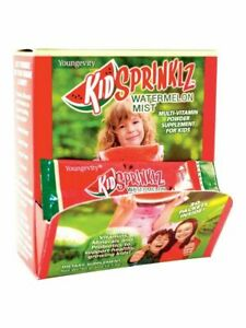 19pk Youngevity Kid Sprinklz Watermelon Mist Multi-Vitamin Supplement Exp12/2020