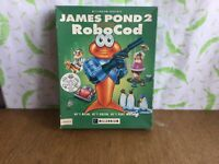 Commodore Amiga game - James Pond 2 : Robocod (big box) - A500 A500+