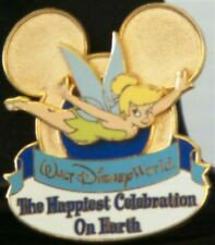 DISNEY Tinkerbell PIN The HAPPIEST CELEBRATION on EARTH 2005
