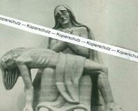 Berlin Moabit - Gefallenendenkmal in der Laurentiuskirche - um 1935   S 19-34