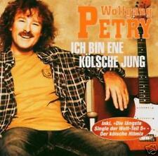 WOLFGANG PETRY / ICH BIN ENE KÖLSCHE JUNG * NEW CD * NEU *