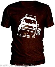 VW Bus T3 - T-Shirt / Tshirt - Vom Kiez zum Kap - S - NEU