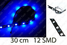 Bande à 12 LED smd 30 cm FLEXIBLE moto scooter quad