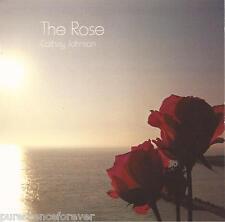 THE ROSE - Cathey Johnson (UK 2 Track CD Single)