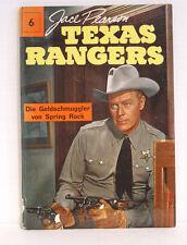 Texas Rangers Die Goldschmuggler von Spring Rock, Gebunden, 1961