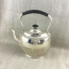 Edwardian Tea/Coffee Pots/Set Antique Silver Plate