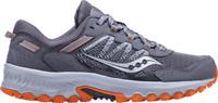 Men's Saucony Versafoam Excursion TR13 Trail Running Shoe Grey/Orange