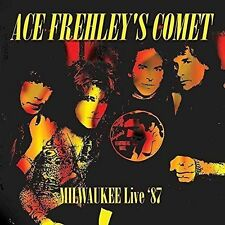 Ace Frehley's Comet Live at Summerfest Milwaukee 1987 RARE CD