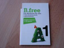 A1 B.free Internet WP Sim Karte 1GB  -  Neu