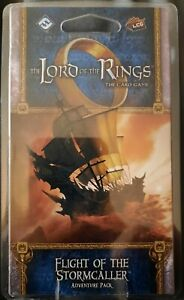 The Lord of the Rings LCG Flight of the Stormcaller Adventure Pack Trading Cards