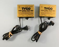 2 TYCO Model 899V Hobby Transformers ~Tested & working!