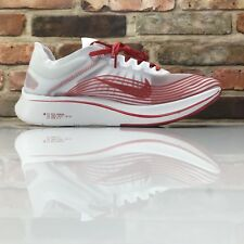 3019af3c6192b Nike Zoom Fly SP Running Racing Shoes Mens Size 10.5 University Red AJ9282  100