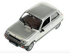 Renault 5 GTL 1981 Rare Argentina Diecast Car Scale 1:43 With Magazine