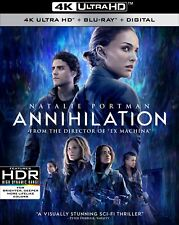 Annihilation (4K Ultra HD)(UHD)(Dolby Vision)(Atmos)