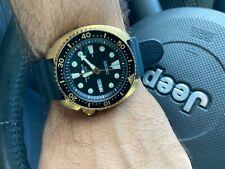 Seiko SRPC44 Gold Turtle Diver
