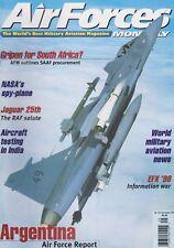 Air Forces Monthly (Dec 1998) (Argentina AF, Jaguar, SAAF Gripen, NASA U-2)