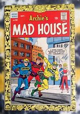 ARCHIE's MAD HOUSE #50 (1966) - Archie Comic Group - fine