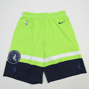 Minnesota Timberwolves Nike NBA Authentics Game Shorts Men's New with Tags
