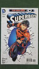Superboy #0 1st Print New 52 Superman DC *CB15