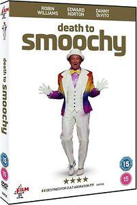 Death to Smoochy (Film 4 DVD) Edward Norton, Robin Williams 2021