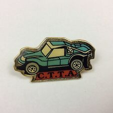Rally Raid Car Pin Badge - Rally - 4 Wheel Drive - Enamel