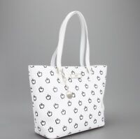 Dkny Apple Print Tote Bag