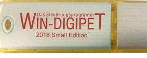 Viessmann 10112 WIN-DIGIPET 2018 Small Edition, DE, EN #NEU in OVP#