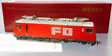 Bemo 1262 201; Zahnradlokomotive HGe 4/4 101 SBB, unbespielt in OVP /J354