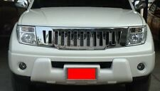 NISSAN FRONTIER NAVARA D40 05-09 FRONT HEAD CHROME GRID GRILL GRILLE