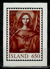 Photo Color Essay, Iceland Sc596 Christmas, Angel, Rose.