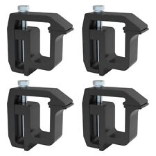 Mounting Clamps Truck Caps Camper Shell For Chevy Silverado Sierra 1500 4 Pcs Fits Tacoma