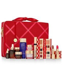 $550 Estée Lauder 2021 Blockbuster Gift Set 29 Essentials 9 Full-Size Resilience